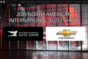 2013 Auto Show - Chebrolet