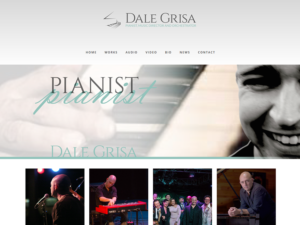 Dale Grisa Launches Website